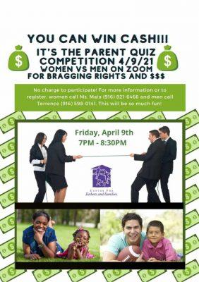 Parent Quiz Competition