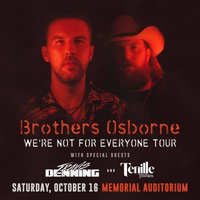 Brothers Osborne: We're Not for Everyone