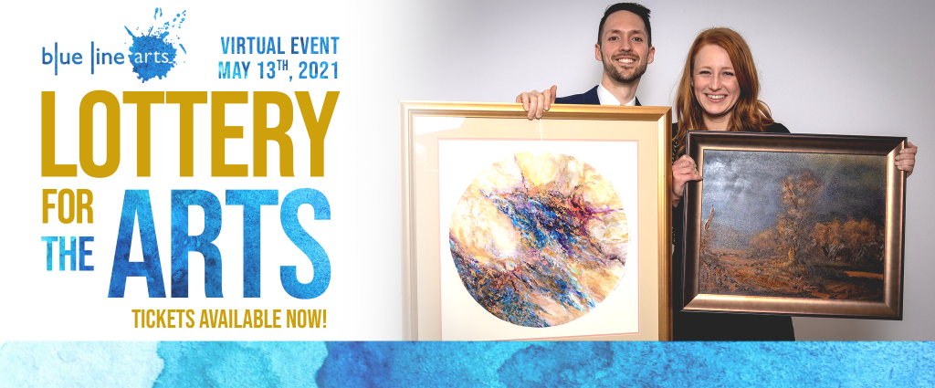 Blue Line Arts: Lottery for the Arts