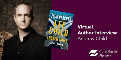 CapRadio Reads: The Sentinel with Andrew Child