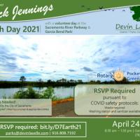 Earth Day Along the Sacramento River Parkway
