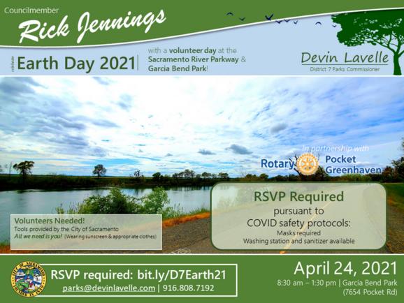 Earth Day Along the Sacramento River Parkway ...