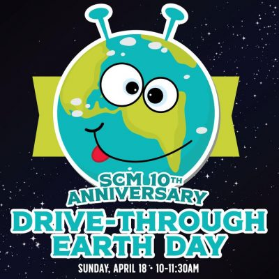 Earth Day Drive-Thru at the Sacramento Children's ...