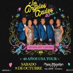 Los Angeles Azules: 40 Años USA Tour