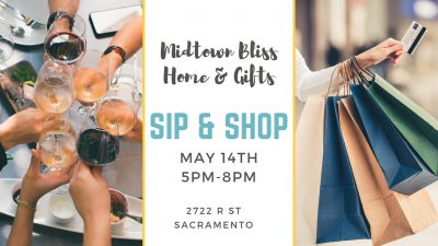 Midtown Bliss Sip and Shop
