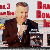 Outside Laughs with Brad Bonar Jr.