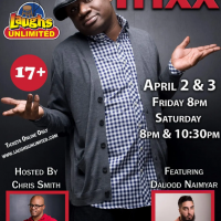 Laughs Unlimited presents Trixx