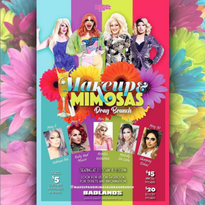 Makeup and Mimosas Drag Brunch