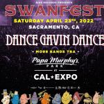Dance Gavin Dance presents Swanfest