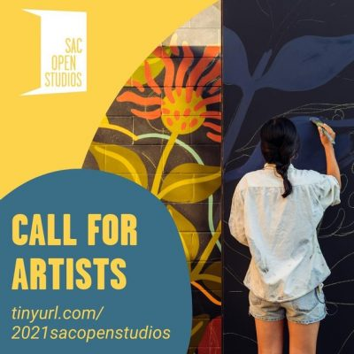 Call for Artists: Sac Open Studios