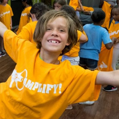 Amplify! Creative Writing Summer Camp