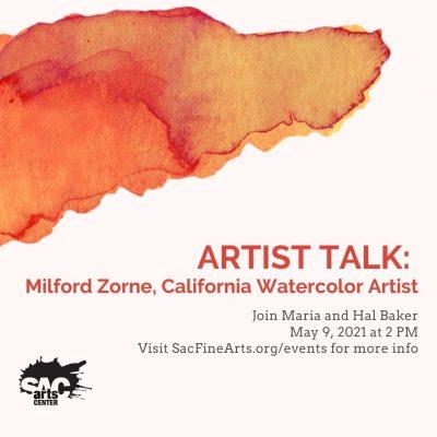Artist Talk: Milford Zornes