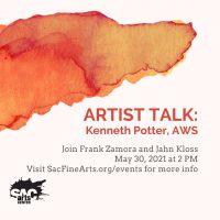Artist Talk: Ken Potter, AWS