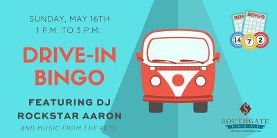 Drive-In Bingo featuring DJ Rockstar Aaron