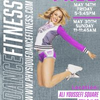 Physique Dance Fitness at Ali Youssefi Square