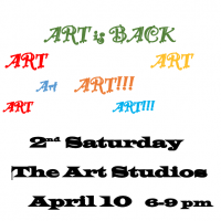 2nd Saturday at The Art Studios Sacramento