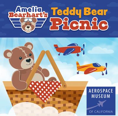 Amelia Bearhart's Teddy Bear Picnic