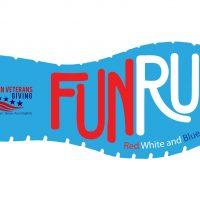 Women Veterans Red, White and Blue Fun Run