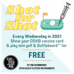 Shot for Shot Wednesdays Free Games at Flatstick P...