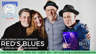 Sac Blues Society: Red's Blues Live from Harlow's