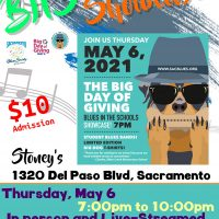 Sac Blues Society Big Day of Giving Blues in Schools Showcase