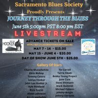 Journey Through the Blues Fundraiser