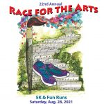 Race for the Arts 5K, Kids Fun Run and Arts Festiv...