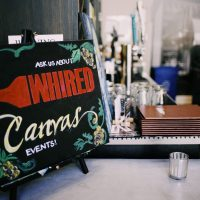 WHIRED Canvas Events ( Paint & Sip )