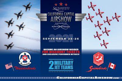 California Capital Airshow
