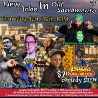 New Joke In Old Sacramento