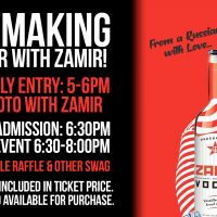 Peacemaking Happy Hour with Zamir Gotta