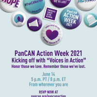 Pancreatic Cancer Action Week 2021 Voices in Action
