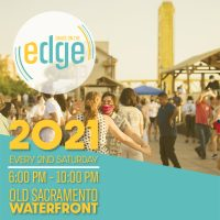 Dance On The Edge in Old Sac