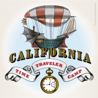 California Time Traveler Camp Session 2