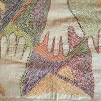 25Million Stitches: One Stitch, One Refugee, Art Exhibit