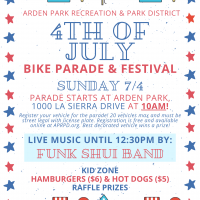 4th of July Bike Parade and Festival