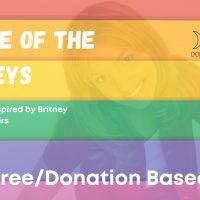 Battle of the Britneys Yoga Class