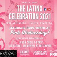 Latinx Pride Celebration at Revival