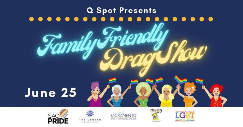 Q Spot presents Family-Friendly Drag Show (Sold Ou...
