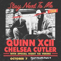 Quinn XCII and Chelsea Cutler: Stay Next to Me Tour