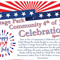 Cottage Park 4th of July Celebration
