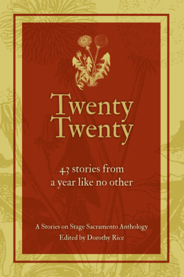 Online Book Launch: Stories on Stage Sacramento Anthology