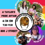 A Taylor'd Pride Affair