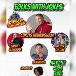 Folks with Jokes