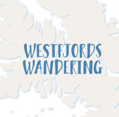Westfjords Wandering Exhibit at Goodside Coffee (Sac Open Studios - Week 1)
