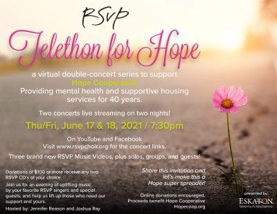 RSVP Presents Telethon for Hope