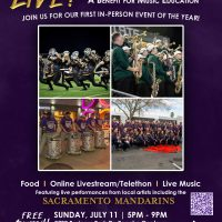 LIVE! From the Mandarins Music Center: A Benefit f...