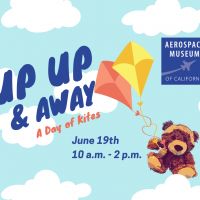 Up, Up and Away: A Day of Kites