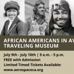 African Americans in Aviation Traveling Museum