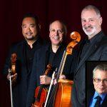 Alexander String Quartet with Robert Greenberg